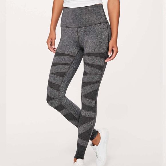 lululemon athletica Pants - NWT Lululemon Wunder Under HR *SE Tech-Size 10